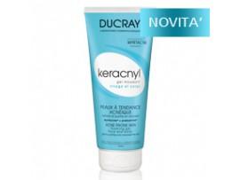 Keracnyl Gel Detergente 200ml Ducray