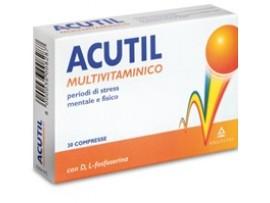 Acutil Multivitaminico 30cpr