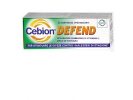 Cebion Defend 12cpr Efferv