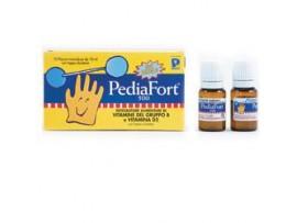 Pediafort 500 10f