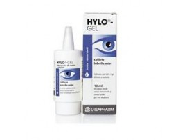 Hylo Gel Collirio Lubrif 10ml
