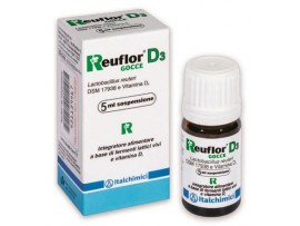 Reuflor D3 Gocce 5ml