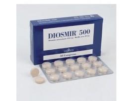 Diosmir 500 30cpr