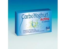Carboyoghurt Active 30cpr