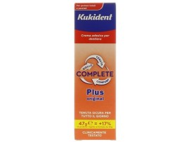 Kukident Plus Compl Crema 47g (scad 02/2019)