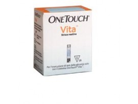 Onetouch Vita Glicemia 25str