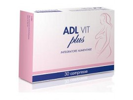 Adl Vit Plus 30cpr