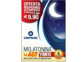 Melatonina Act1mg+5compl Ft 90
