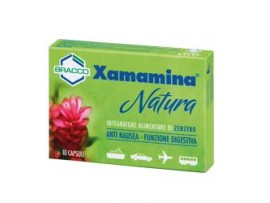 Xamamina Natura 10cps