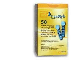 Freestyle 50 Lancette