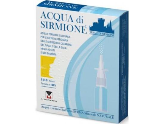 Acqua Sirmione Min Nat 15ml 6f