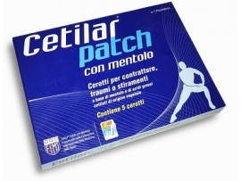 Cetilar Patch 5pz
