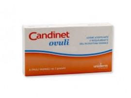 Candinet Ovuli Vaginali 6pz