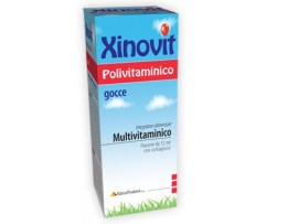 Xinovit Polivitaminico 12ml