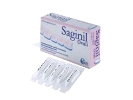 Saginil Ovuli Vaginali 10pz