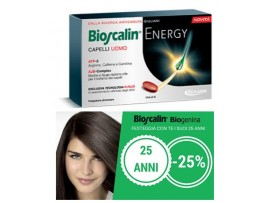 Bioscalin Energy 30cpr Anniv