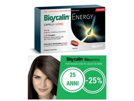 Bioscalin Energy 30cpr Anniv