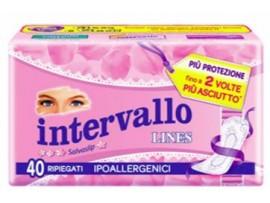 Lines Intervallo Ripiegato 40p