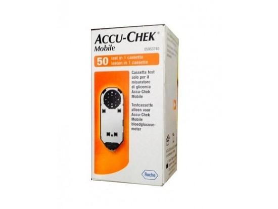 Accu-chek Mobile 50test Mic2