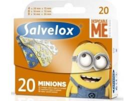 Cer Salvelox Minions 20pz
