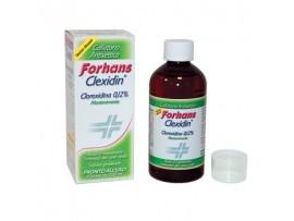 Forhans Clexidin 0,12 S/alcool