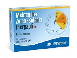 Melatonina Zinco Selenio Pierp