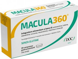 Macula360 20cpr Gastroresist