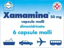 Xamamina*6cps 50mg (09/2020)