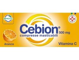 Cebion 500*20cpr Mast Arancia