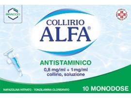 Collirio Alfa Antistam*10cont (scad09/2017)
