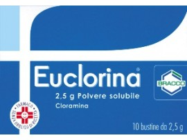 Euclorina*polv Sol 10bust 2,5g (scad 11/2020)