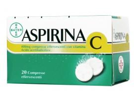 Aspirina C*20cpr Eff 400+240mg (scad 07/2018)
