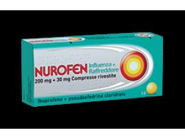 Nurofen Influen Raffredd*12cpr