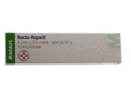 Rectoreparil*rett Crema 40g