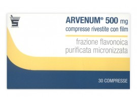 Arvenum 500*30cpr Riv 500mg (scad12/2018)