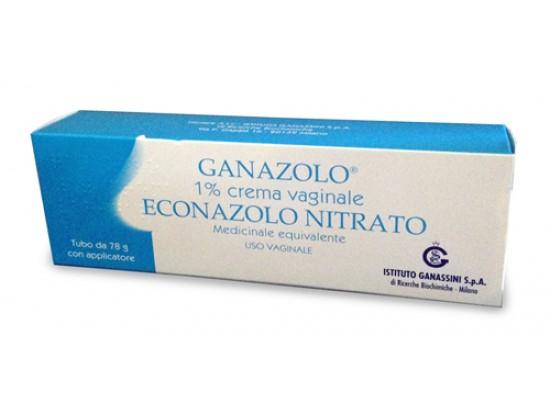Ganazolo*crema Vag 78g 1%+appl