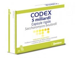 Codex*20cps 5mld 250mg