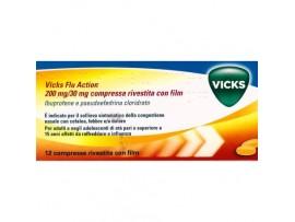 Vicks Flu Action*12cpr200+30mg