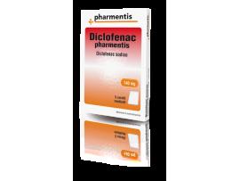 Diclofenac Phar*5cer Med 140mg