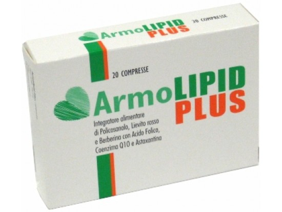 Armolipid Plus 20cpr